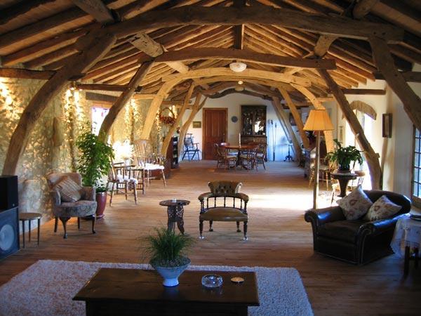 permis pour l am nagement d une grange jane gosnell. Black Bedroom Furniture Sets. Home Design Ideas
